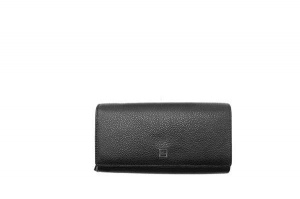 Gianni chiarini wallets-continental nero - dettaglio 1