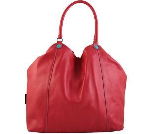 Shopping bag gabs kira eses 1501 rosso - dettaglio 1