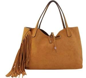 Shopping bag gianni chiarini 5791 cm rame nyl cuoio - dettaglio 1 1be5512d348