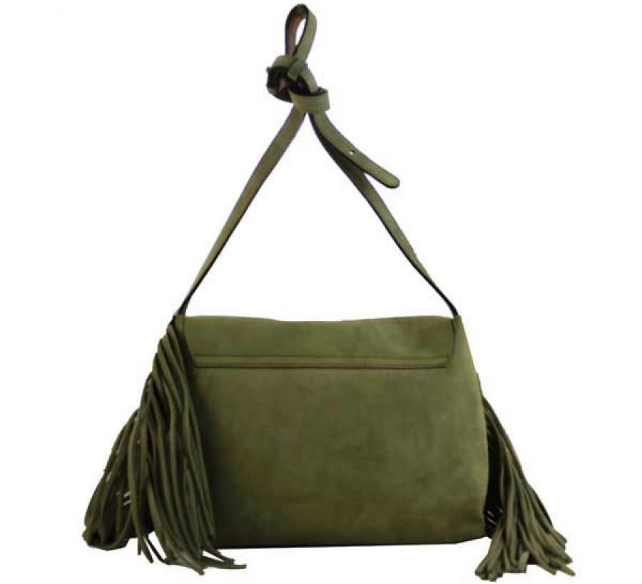 Borsa a tracolla gianni chiarini 5792 cm rame bamboo - dettaglio 3
