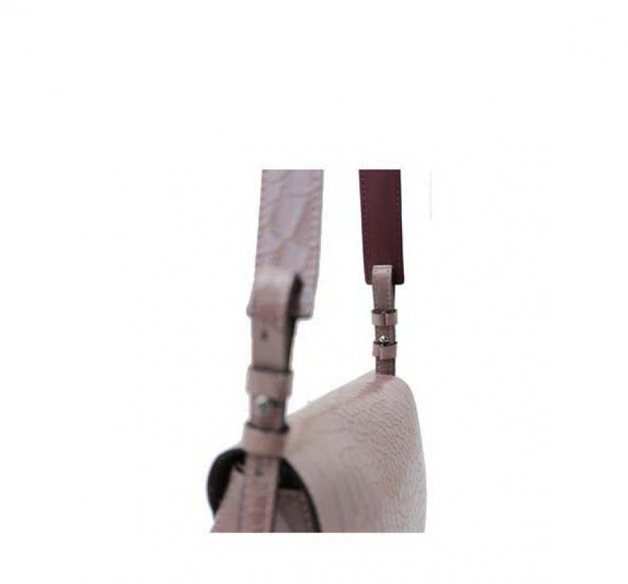 Borsa a tracolla gianni chiarini 5400-cc40-lsr-clay-cabernet - dettaglio 4