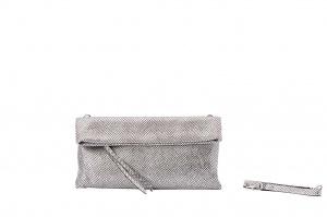 Pochette gianni chiarini 5235-mtvip-white-silver - dettaglio 1