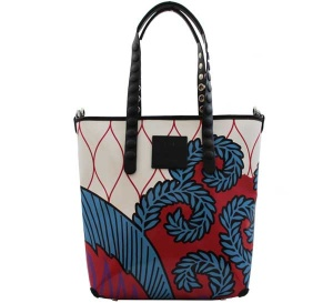 Shopping bag gabs lucrezia test p0075 flora - dettaglio 1