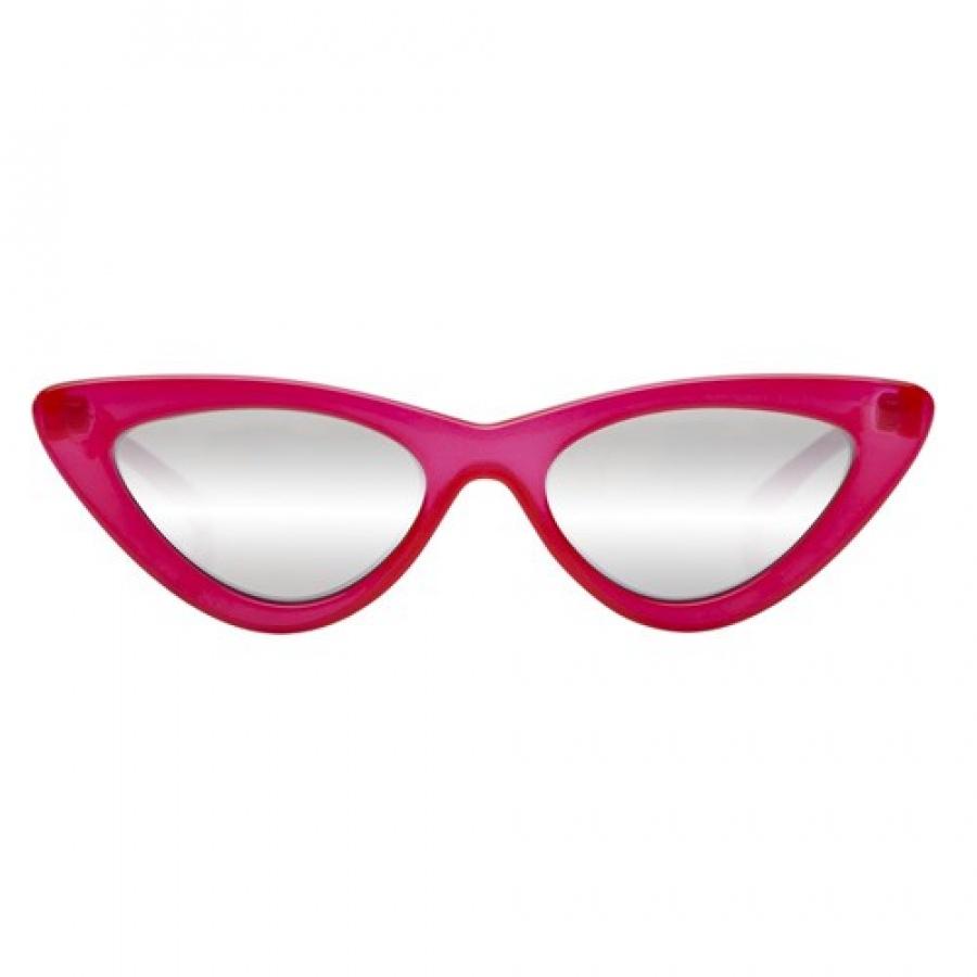 Occhiale le specs adam selman the last lolita opaque red - dettaglio 1