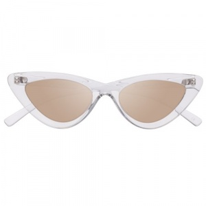 Occhiale le specs adam selman the last lolita crystal grey - dettaglio 1