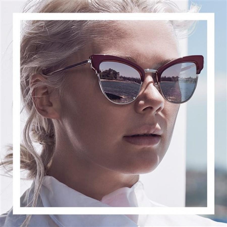 Occhiale le specs luxe ashanti garnet - dettaglio 2