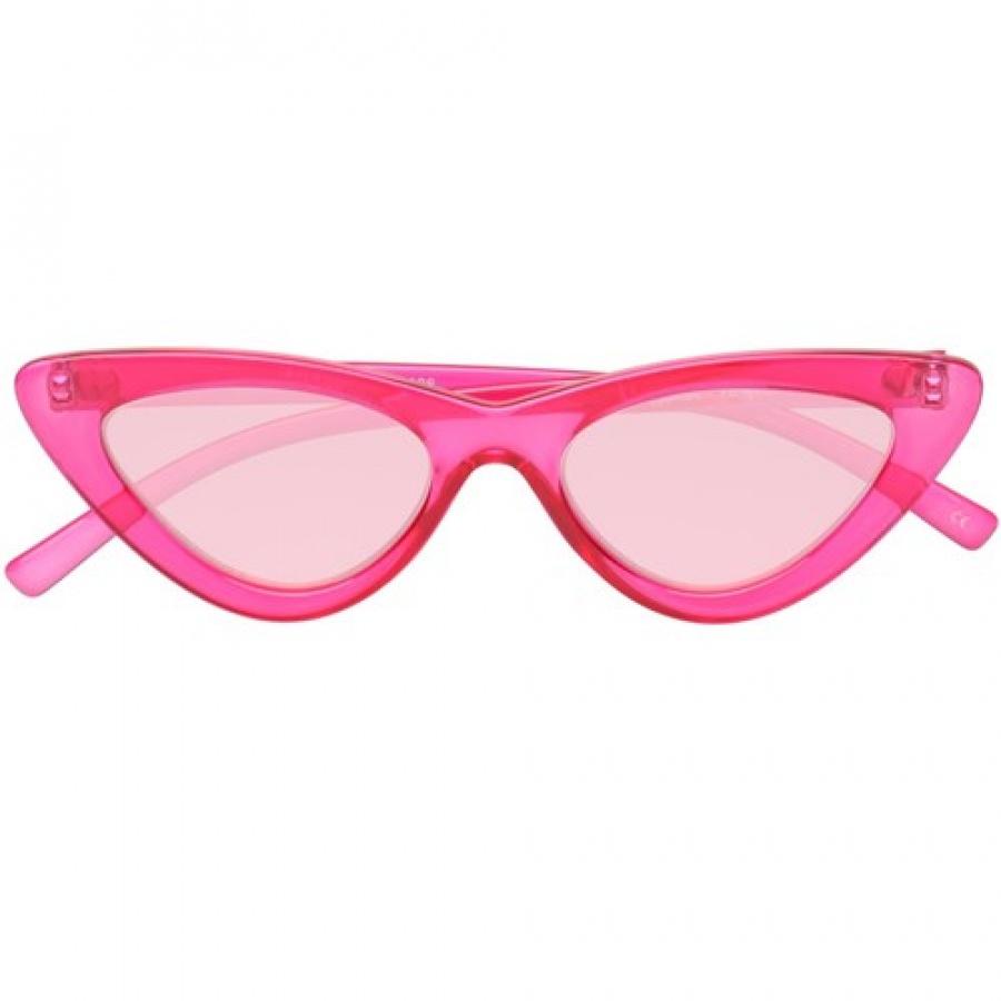 Occhiale le specs adam selman the last lolita pink flash mirror - dettaglio 1