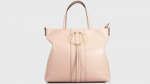 Shopping bag frida gianni chiarini 6323 sfy nude - dettaglio 1