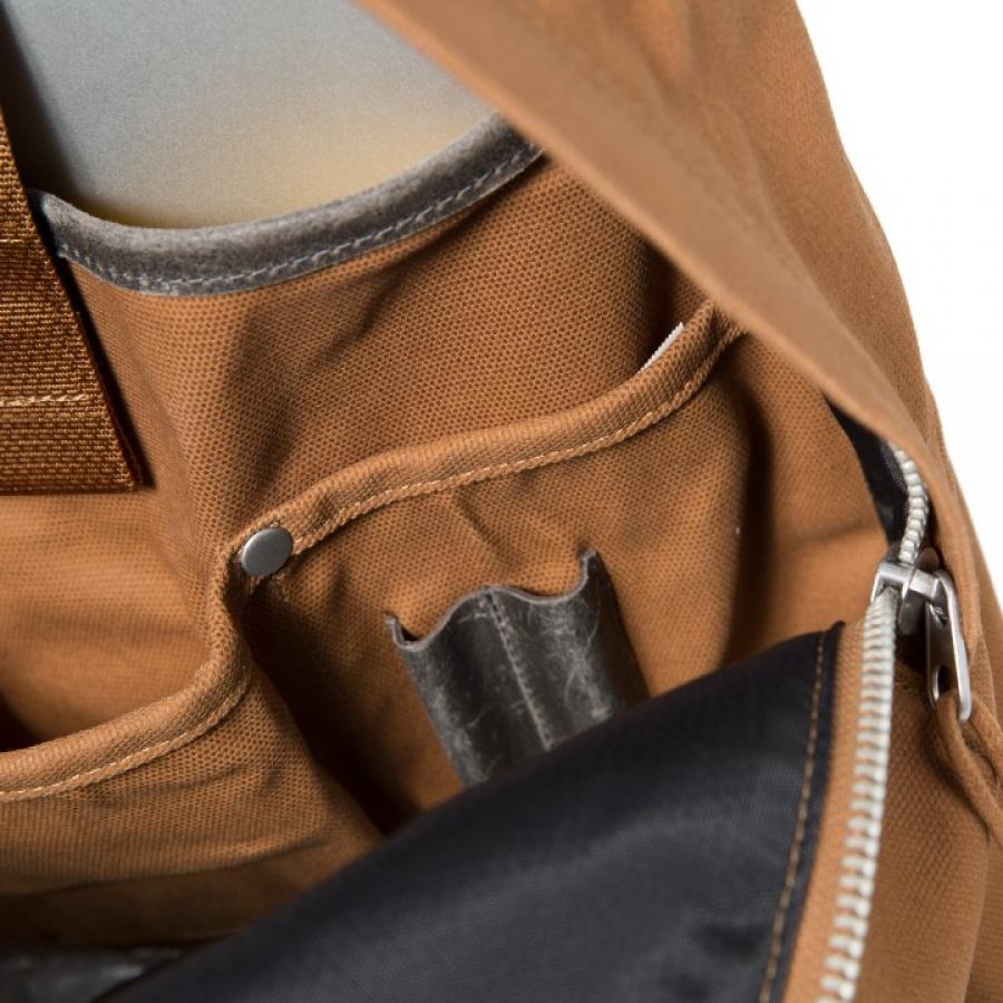 Zaino padded pak'r axer brown eastpak ek620 28p - dettaglio 7