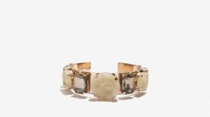 Nalì bracciale con pietre naturali 16101 bianco - dettaglio 1