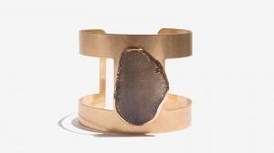 Nalì bracciale pietra naturale 15713 tabacco - dettaglio 1