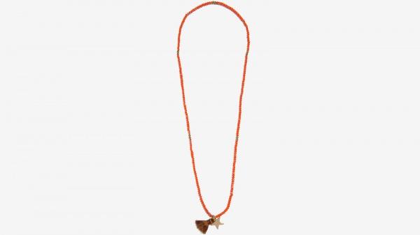 Nalì collana bracciale stella e tassel 16642 corallo - dettaglio 1