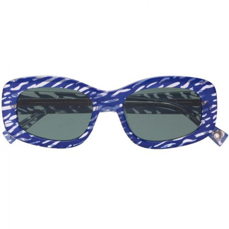 Le specs occhiali double rainbouu five star blue ripple - dettaglio 1