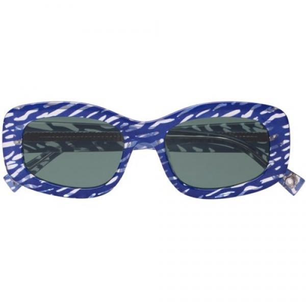 Le specs occhiali double rainbouu five star blue ripple - dettaglio 1