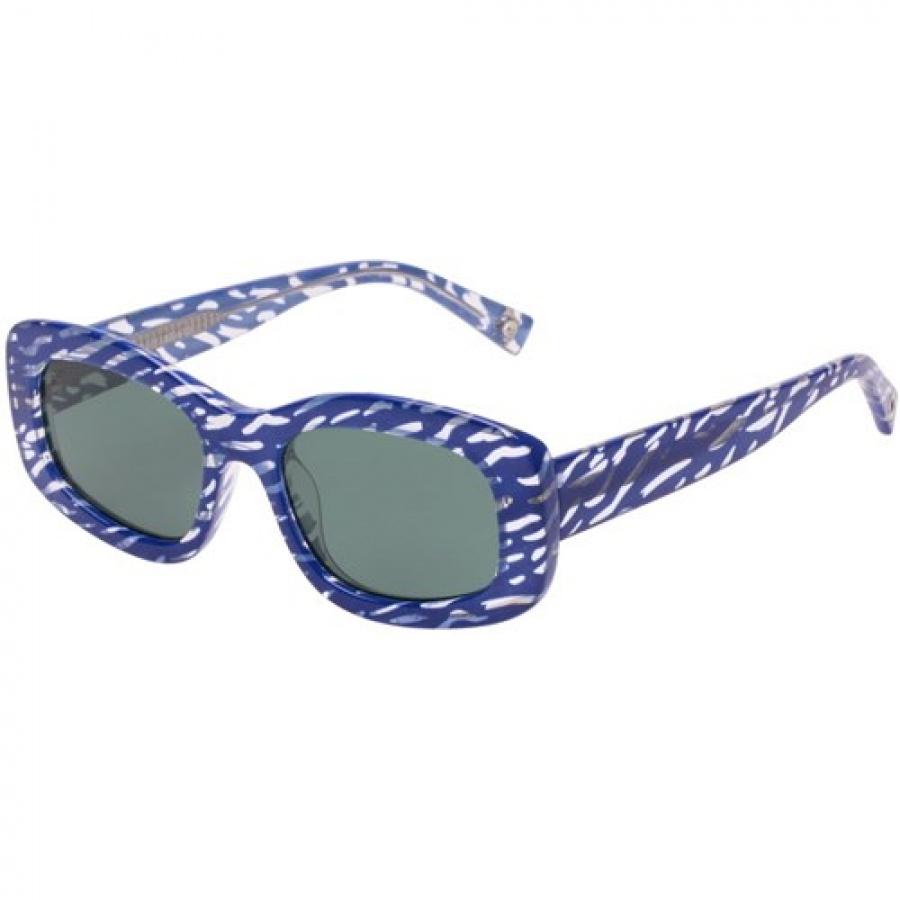Le specs occhiali double rainbouu five star blue ripple - dettaglio 2
