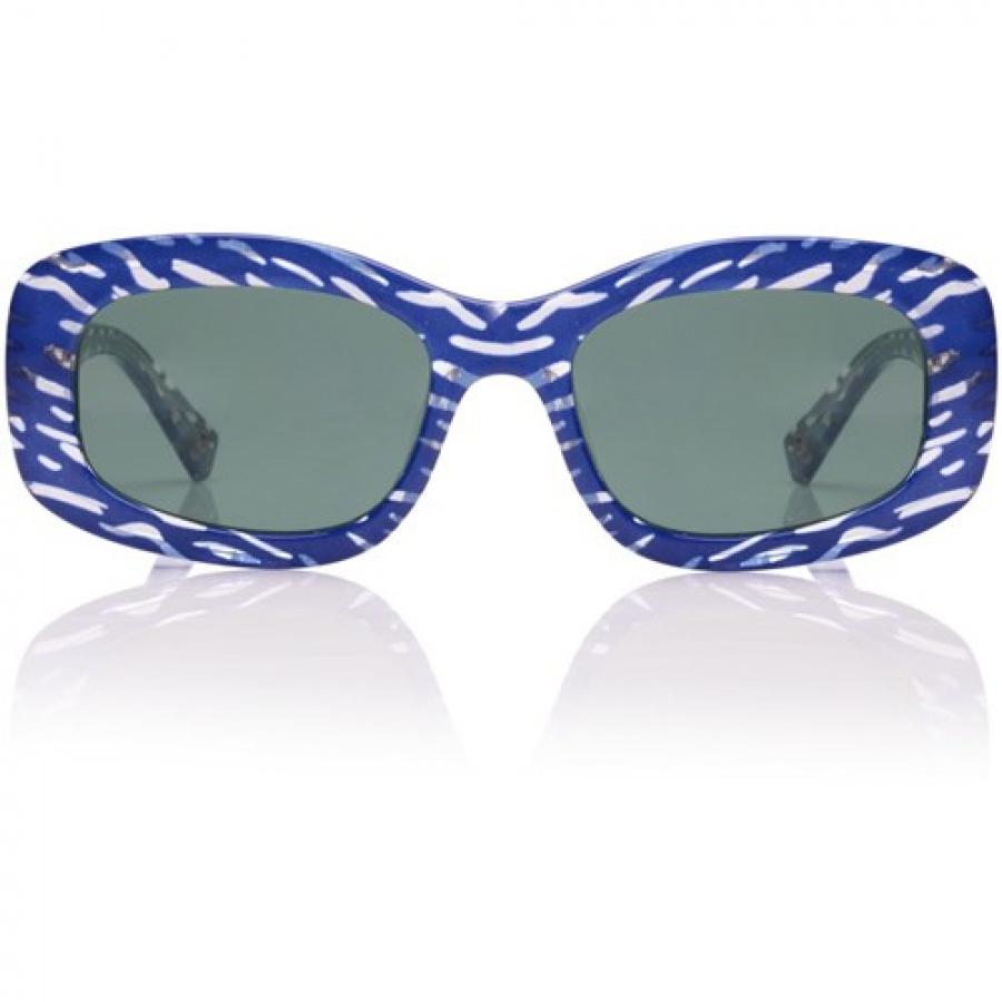 Le specs occhiali double rainbouu five star blue ripple - dettaglio 3