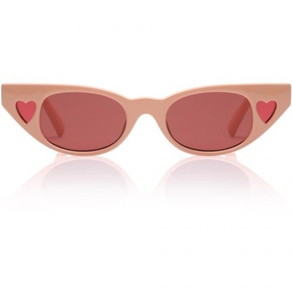 Le specs occhiali adam selman the heart breaker blush - dettaglio 1