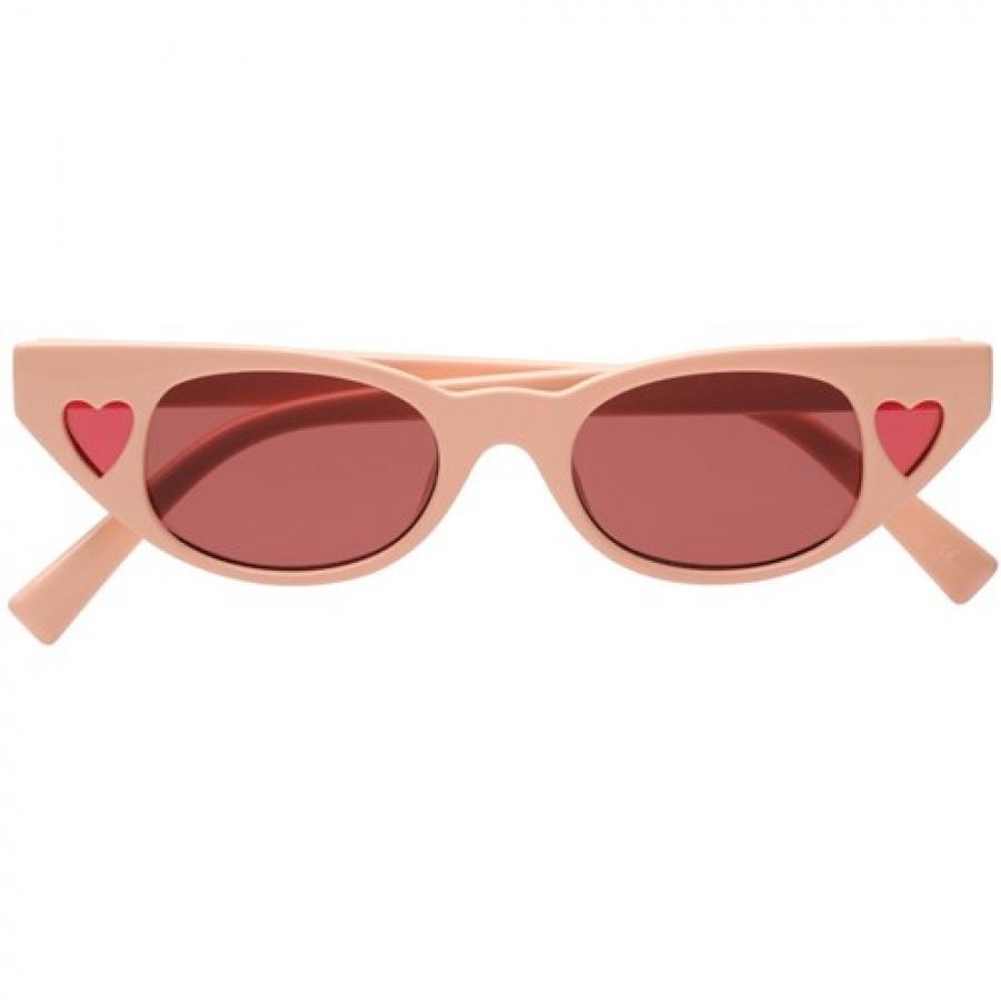 Le specs occhiali adam selman the heart breaker blush - dettaglio 3