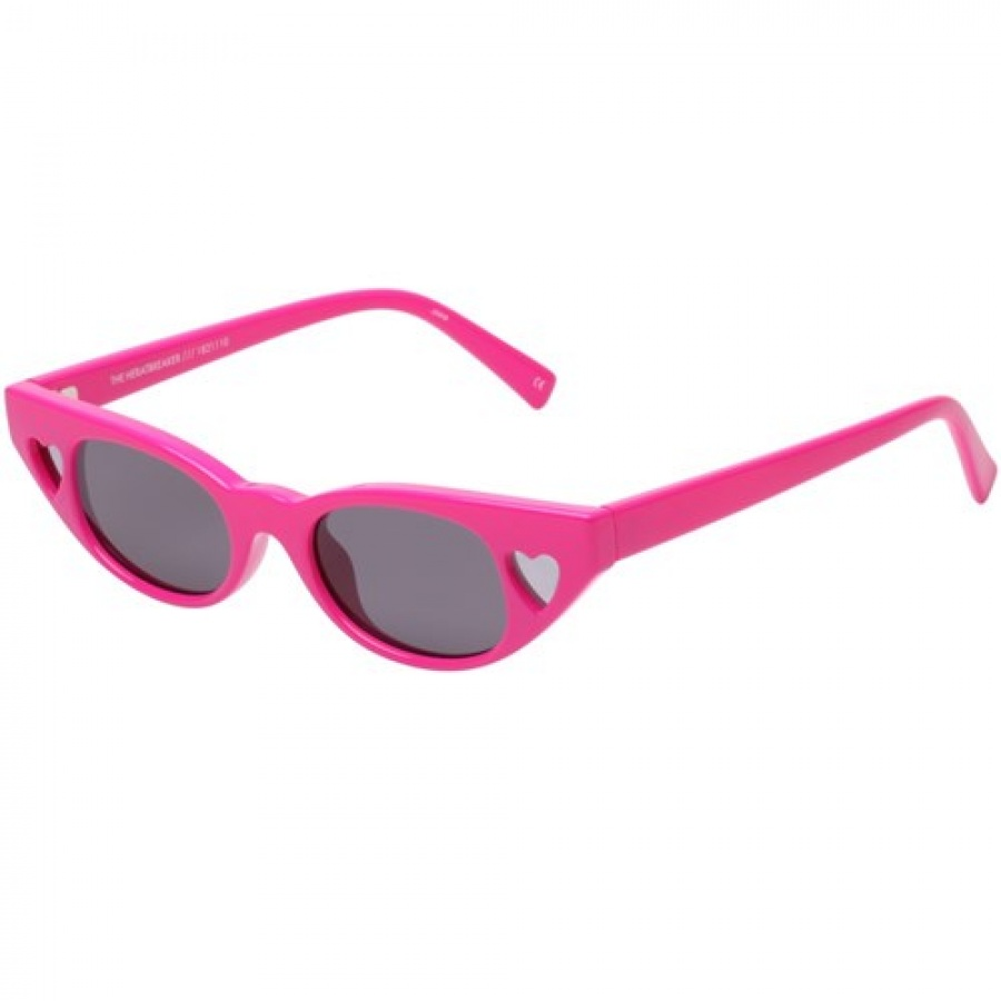 Le specs occhiali adam selman the heart breaker hot pants pink - dettaglio 2