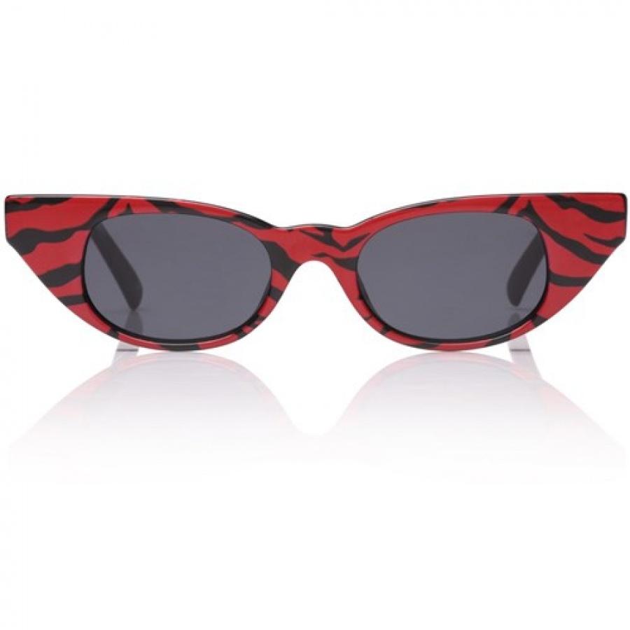 17ef371288 Le Specs Occhiali Adam Selman The Breaker Red Tiger | Zoee.it