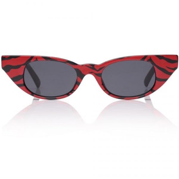 Le specs occhiali adam selman the breaker red tiger - dettaglio 1