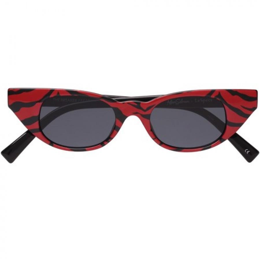 Le specs occhiali adam selman the breaker red tiger - dettaglio 3