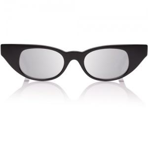 Le specs occhiali adam selman the breaker black - dettaglio 1