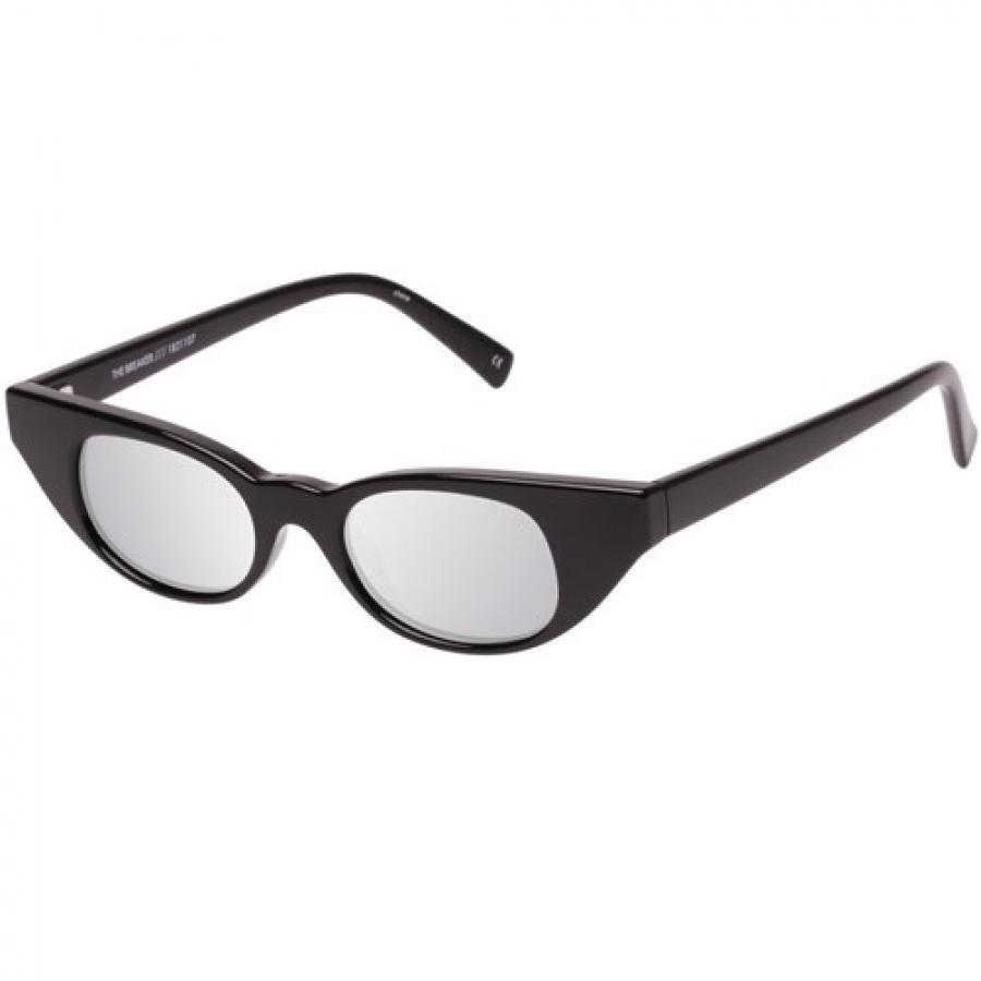 Le specs occhiali adam selman the breaker black - dettaglio 2