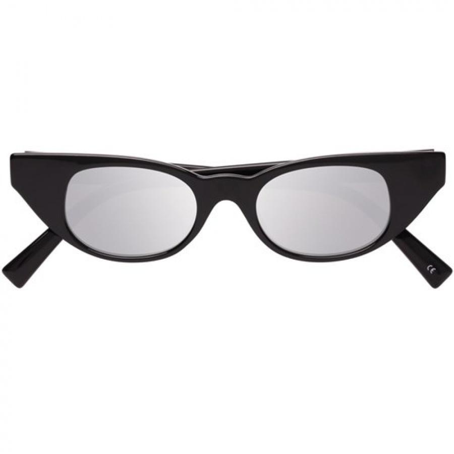 Le specs occhiali adam selman the breaker black - dettaglio 3
