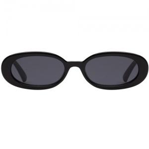 Le specs occhiali outta love black - dettaglio 1