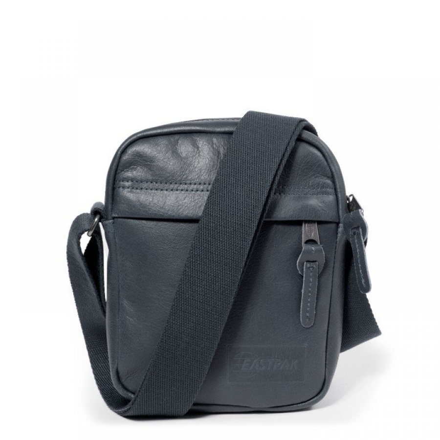 A it One Leather Borsa Steel The Tracolla Eastpak Zoee SBna7Zqw