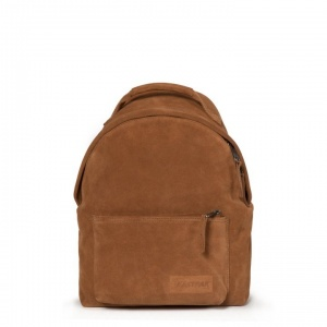 Eastpak zaino orbit sleek'r suede rust ek15d-26u - dettaglio 1