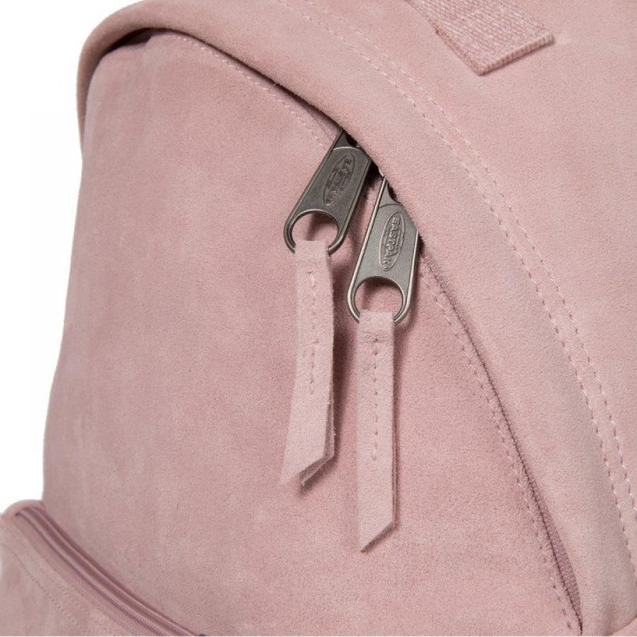 Eastpak zaino orbit sleek'r suede pink ek15d-27u - dettaglio 5