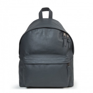 Eastpak zaino padded pak'r steel leather ek620-24u - dettaglio 1