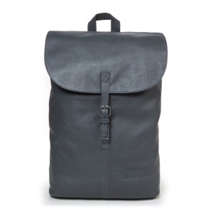 Eastpak zaino ciera steel leather ek76b-24u - dettaglio 1