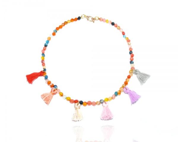 Alter alter collana aloha color arcobaleno - dettaglio 1