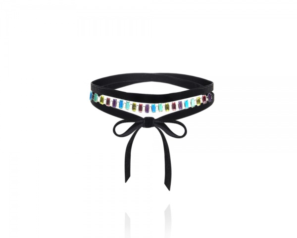 Alter alter collana disco color arcobaleno - dettaglio 1