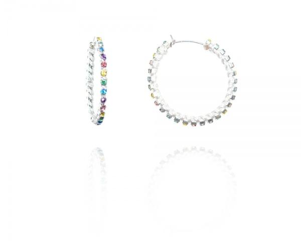Alter alter orecchini tina color arcobaleno - dettaglio 1