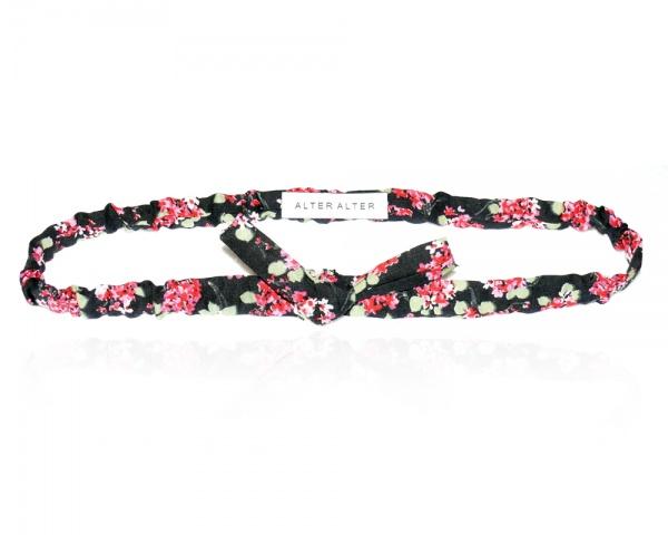 Alter alter cintura alma stampa fiori - dettaglio 1