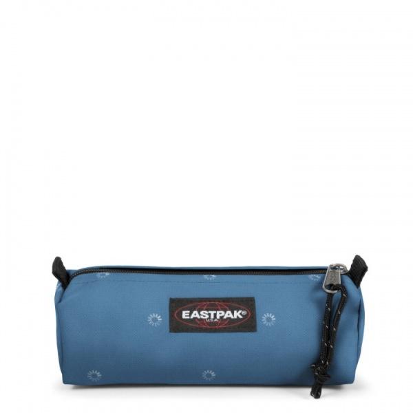 Eastpak astuccio benchmark single blue wait ek372-76t - dettaglio 1