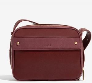 Nalì borsa a tracolla box xibs0081 rosso - dettaglio 1