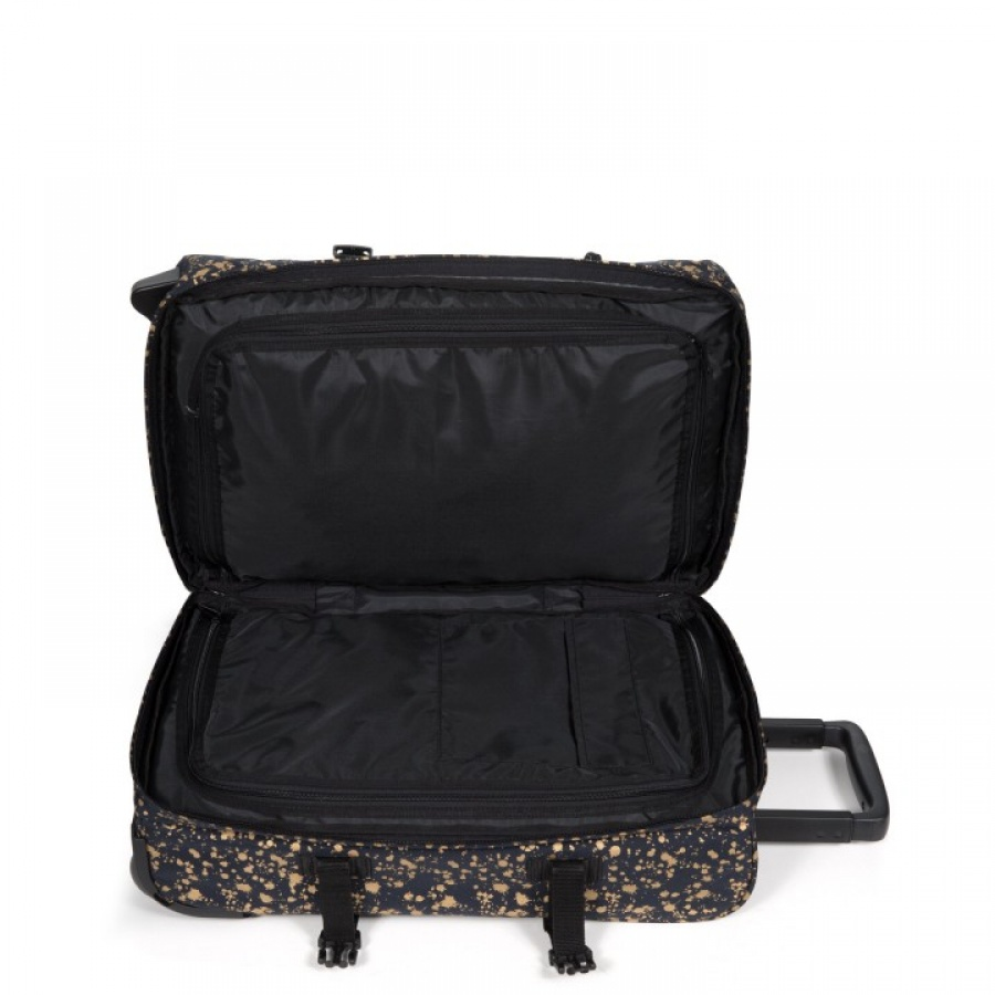 1c6eef88ed Eastpak valigia tranverz s gold mist ek61l-55u - dettaglio 3