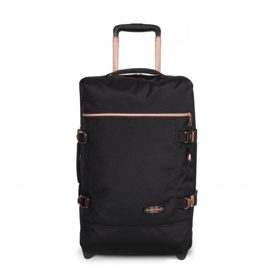 ebd72e55ff Eastpak valigia tranverz s goldout black ek61l-65u - dettaglio 1