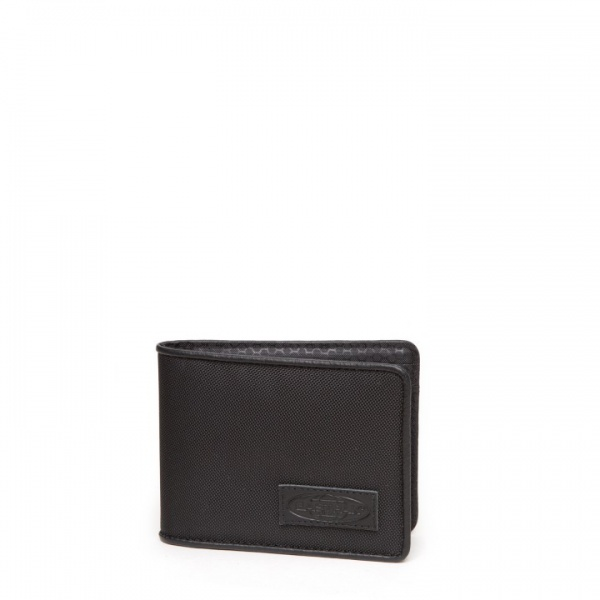 Eastpak portafoglio drew single constructed black ek09d-46q - dettaglio 1