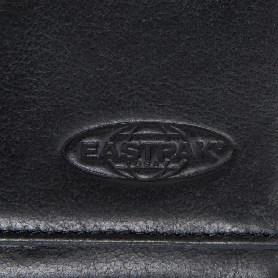 511612c12d Eastpak portafoglio crew single black ink leather ek371-64o - dettaglio 5