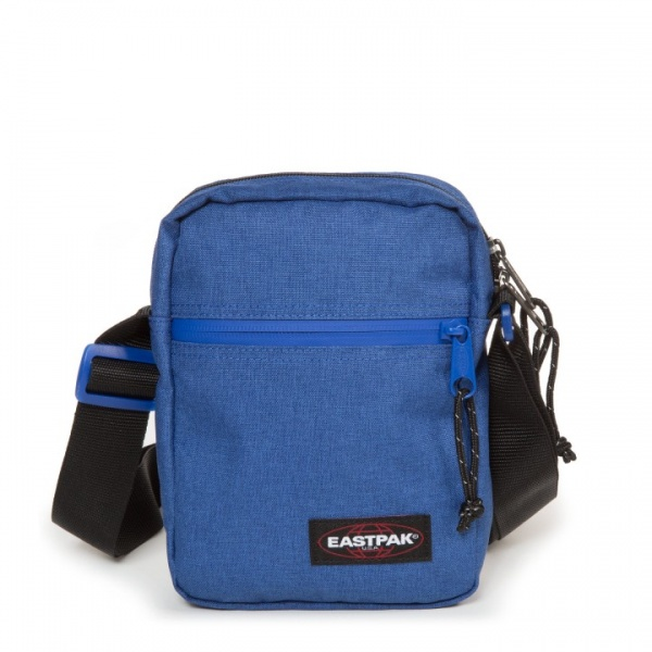 Eastpak borsa a tracolla the one monomel blue ek045-61t - dettaglio 1