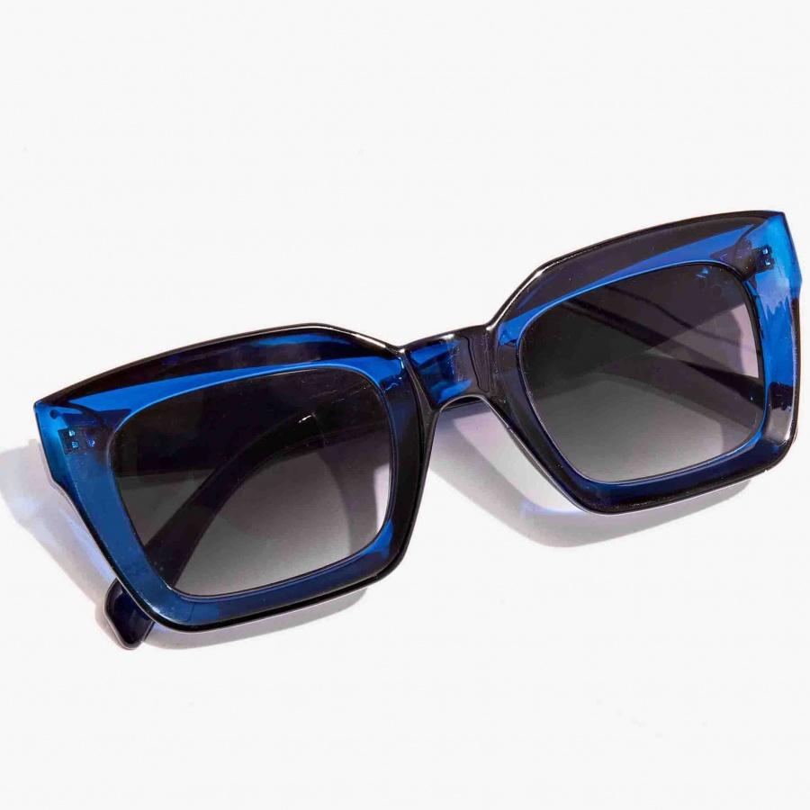 Occhiali squadrati nali blu yioc0033 - dettaglio 1