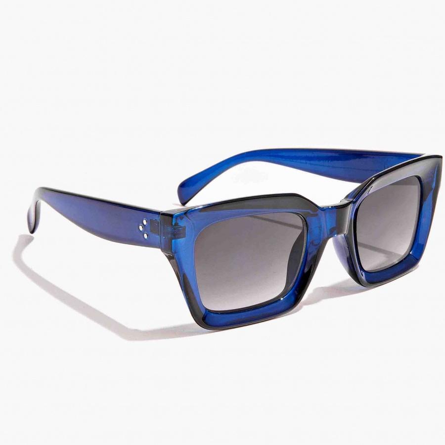 Occhiali squadrati nali blu yioc0033 - dettaglio 2