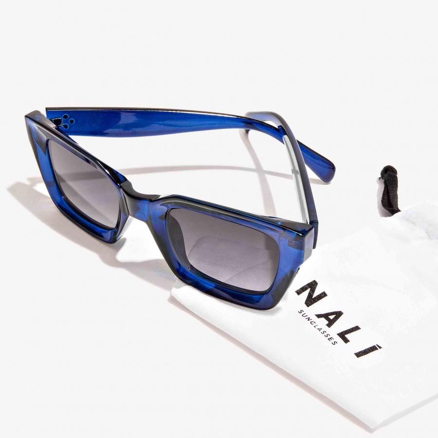 Occhiali squadrati nali blu yioc0033 - dettaglio 3
