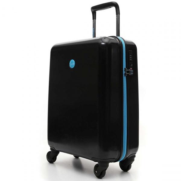 Gabs trolley g carry da cabina rigido in policarbonato nero - dettaglio 1